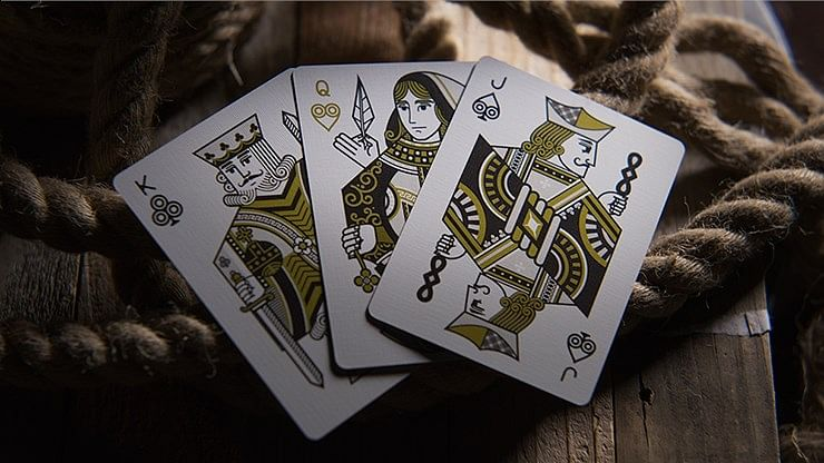 Truth Playing Cards - I Never Believe Me