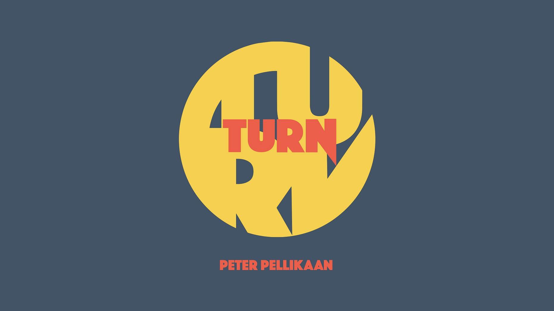 Turn by Peter Pellikaan - magic