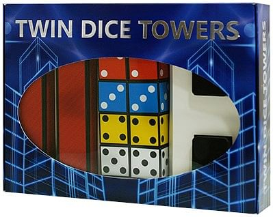 Twin Dice Towers - magic