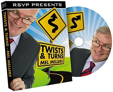 Twist and Turns - magic