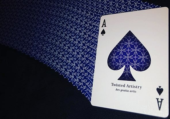 Twisted Artistry Playing Cards (1st Edition)