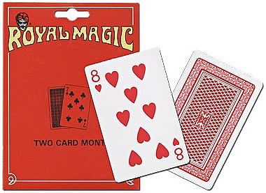 Two Card Monte - magic