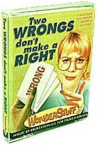Two Wrongs Don't Make a Right Pat - magic
