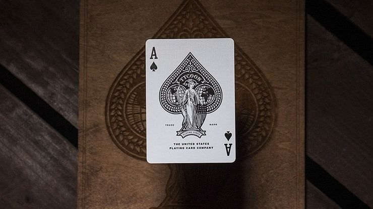Tycoon Playing Cards (Ivory)