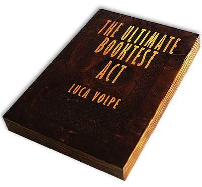 Ultimate Book Test - magic