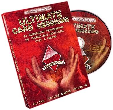 Ultimate Card Sessions - Volume 1s - magic