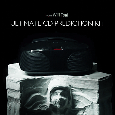 Ultimate CD Prediction DVD Kit - magic