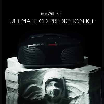 Ultimate CD Prediction DVD Kit - magic