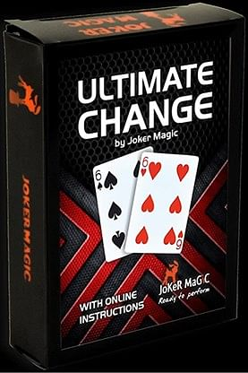 Ultimate Change - magic