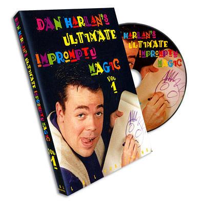Ultimate Impromptu Magic Volumes 1 - 3 - magic