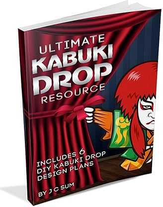 Ultimate Kabuki Drop Resource - magic