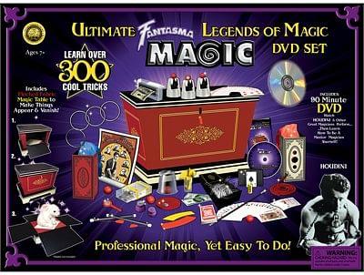 Ultimate Legends of Magic - magic