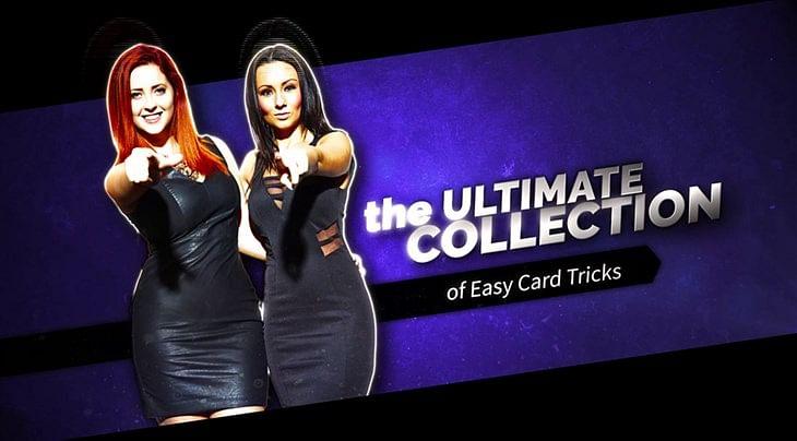 Ultimate Self Working Card Tricks Triple Volume Box Set