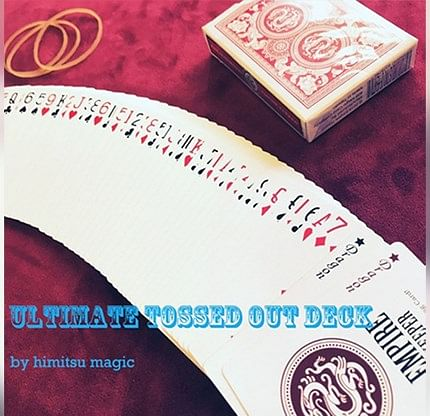 Ultimate Tossed Out Deck - magic