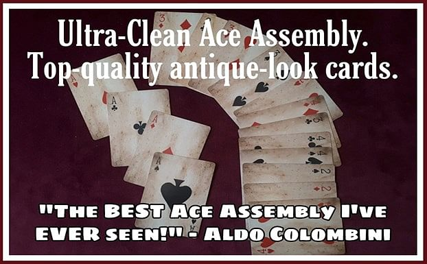 Ultra Clean Ace Assembly - magic