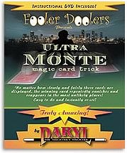 Ultra Monte with DVD - magic