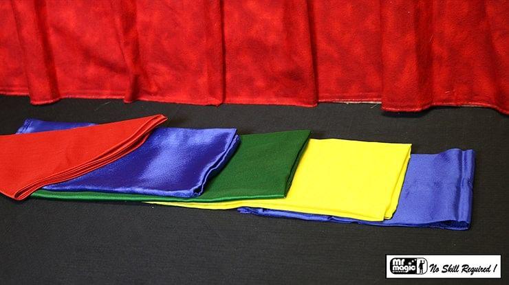 Umbrella Production Silk