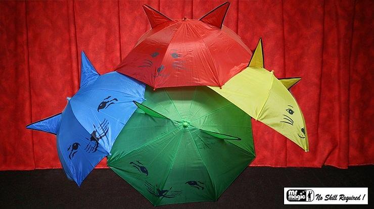 Umbrella Production Silk - magic