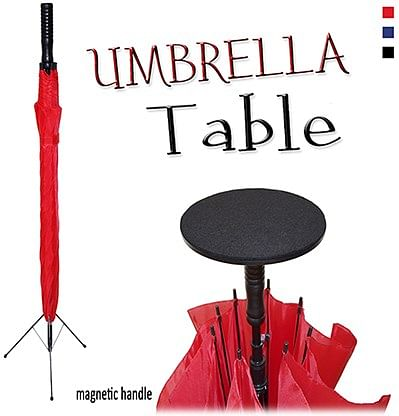 Umbrella Table - magic