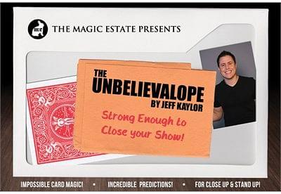 Unbelievalope - magic