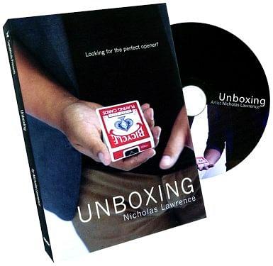 Unboxing - magic