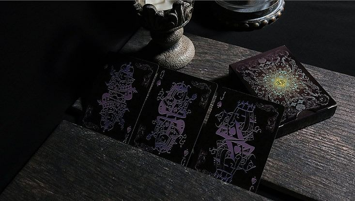 Unbranded Samsara Playing Cards