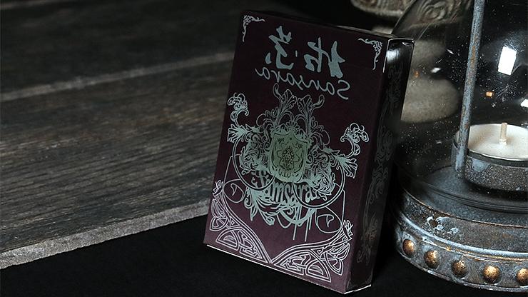 Unbranded Samsara Playing Cards - magic