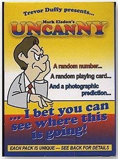 Uncanny - magic