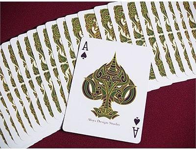 Unicorn Playing Cards (Emerald Edition)