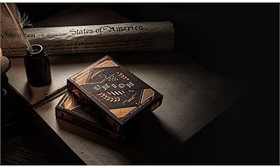 Union Playing Cards - magic