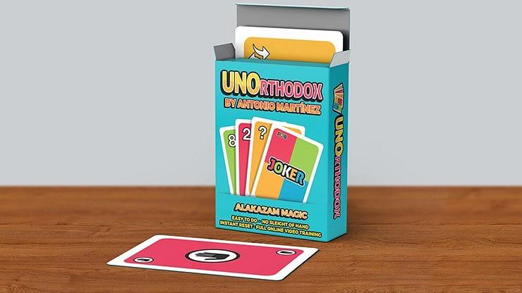 UNOrthodox - magic
