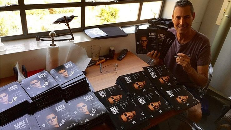 Uri Geller Trilogy (Signed Box Set)