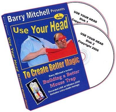 Use Your Head To Create Better Magic - magic