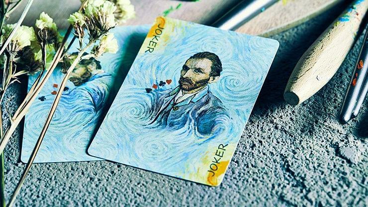 Van Gogh Playing Cards