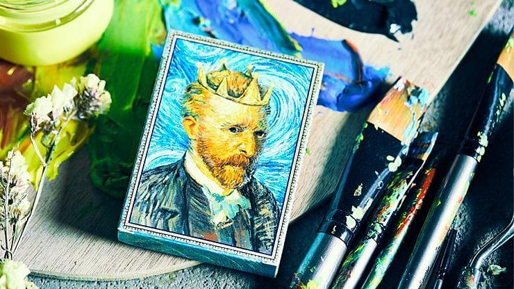 Van Gogh Playing Cards - magic
