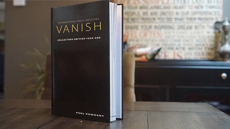 VANISH MAGIC MAGAZINE Collectors Edition - magic