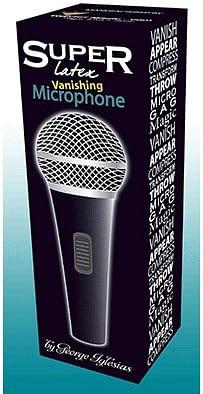 Vanishing Microphone Kit - magic