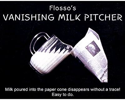 Vanishing Milk Pitcher - magic