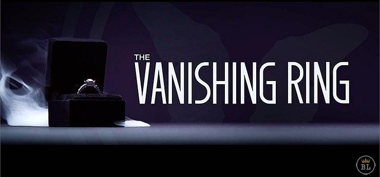 Vanishing Ring - magic