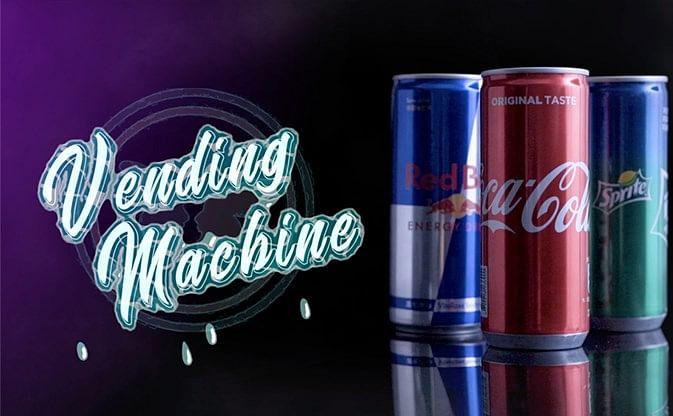 Vending Machine - magic