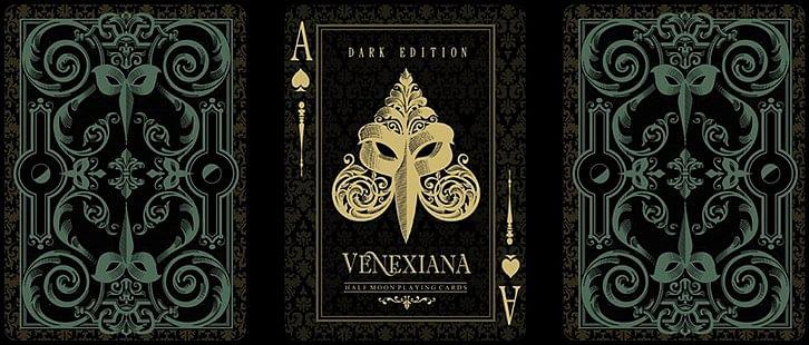 Venexiana Dark Masked