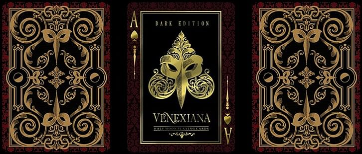 Venexiana Dark Revealed