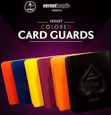 Vernet Playing Card Guard Set - magic