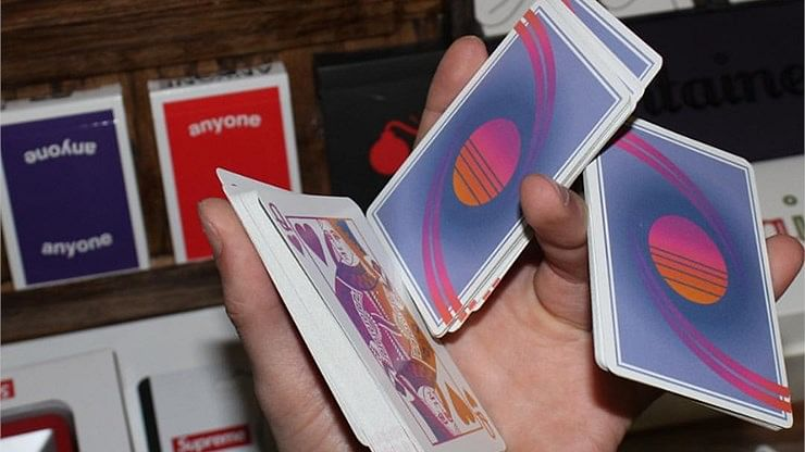 Vice Playing Cards
