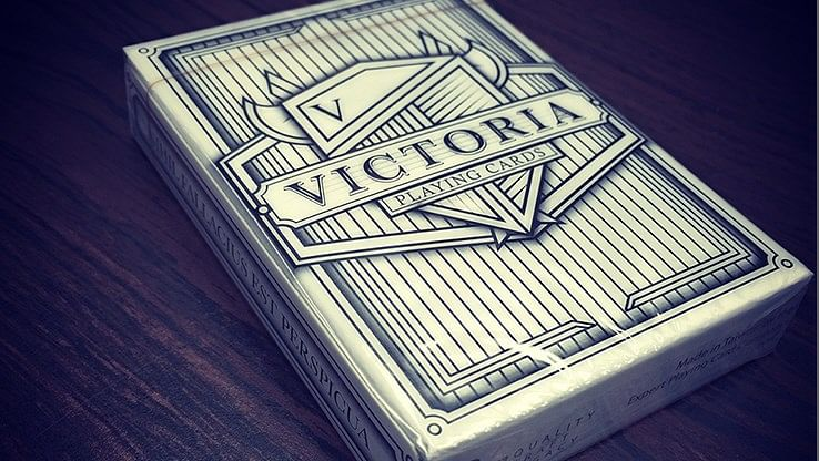 Victoria Playing Cards - magic