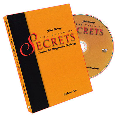 Video of Secrets 1 & 2 - magic