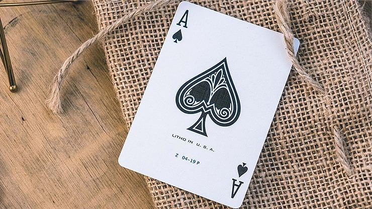 Jerry's Nugget Playing Cards (Vintage Feel)