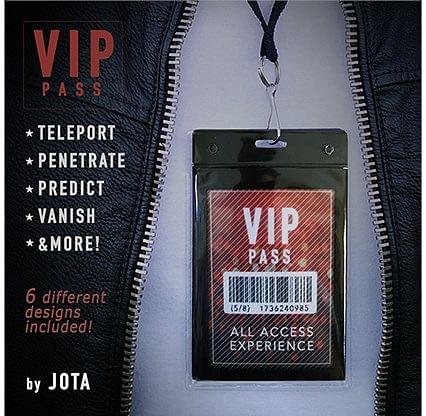 VIP PASS - magic