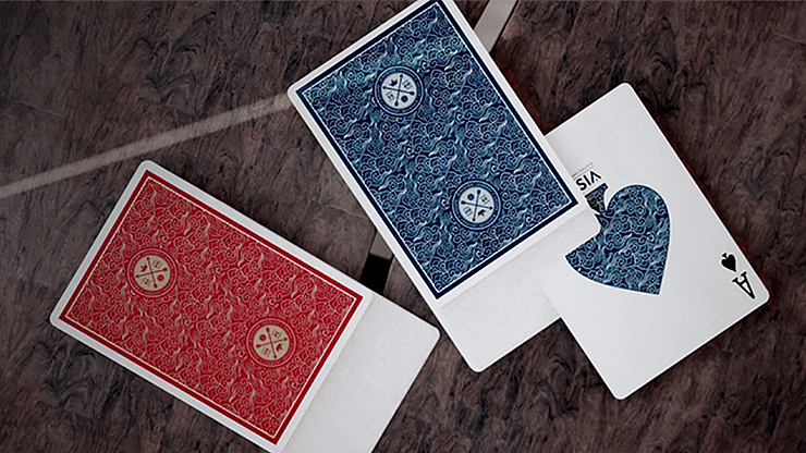 Visa Playing Cards - magic