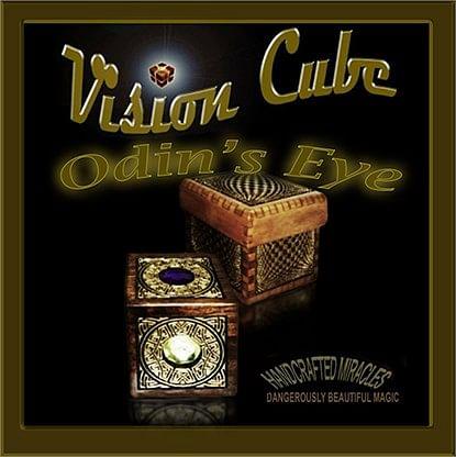 Vision Cube (Jeweled Odin Cube) - magic